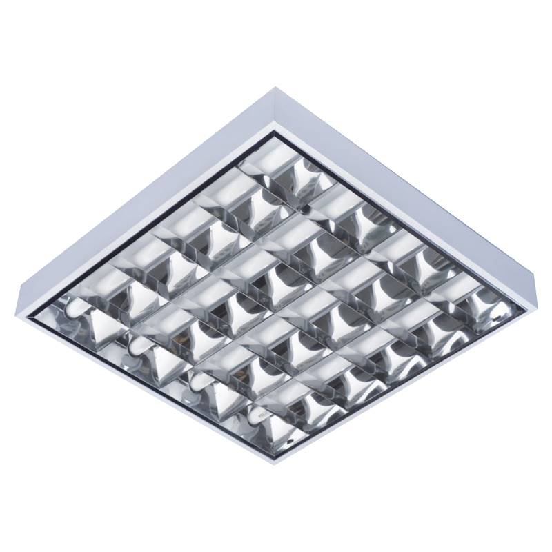 T8 Recessed Grille Lighting Series