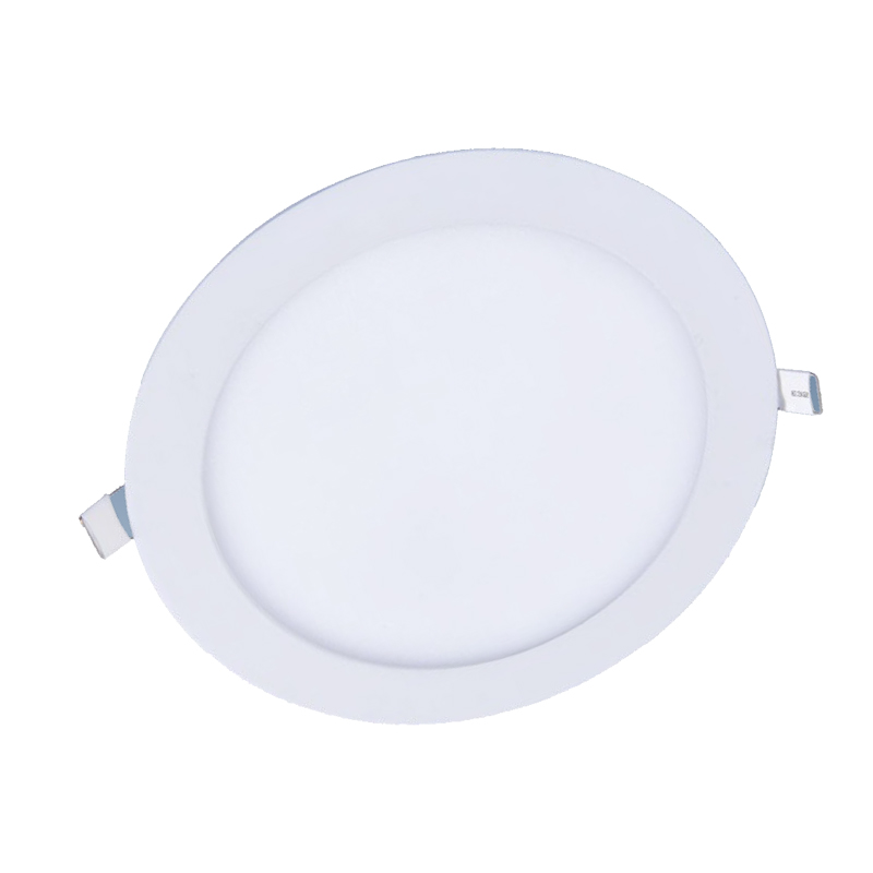 LED Round Panel Recesed Series