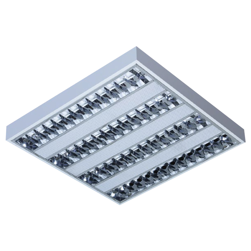 T5 Z Type Recessed Grille Lighting Series